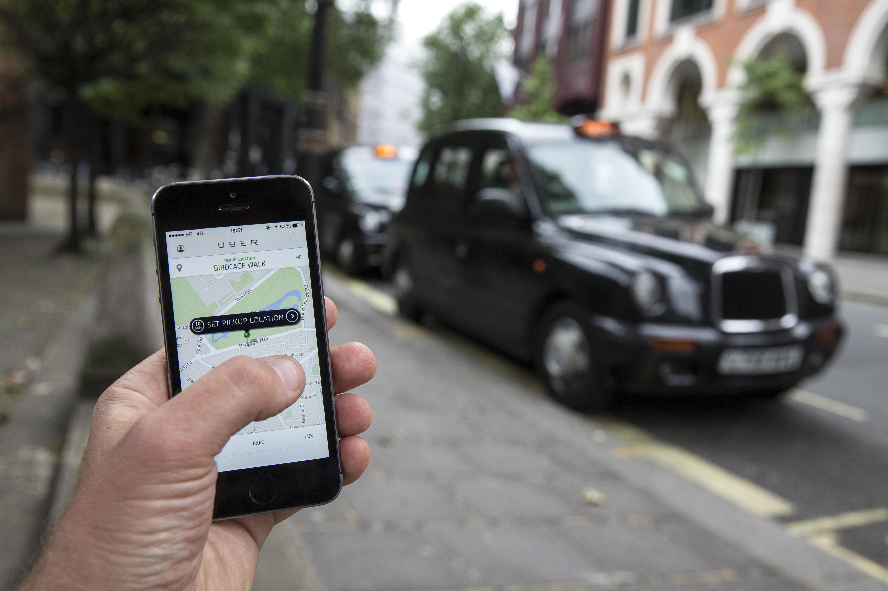 Uber e Lyft