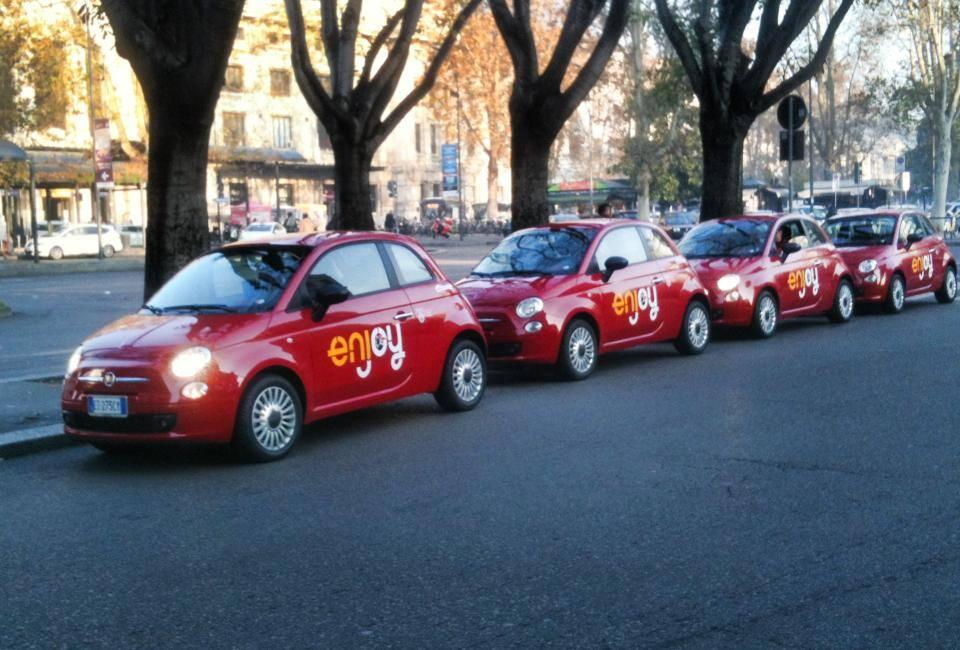 vehicle sharing