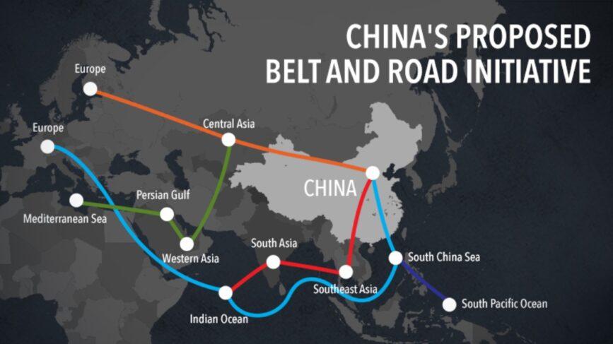 Via Della Seta Cina