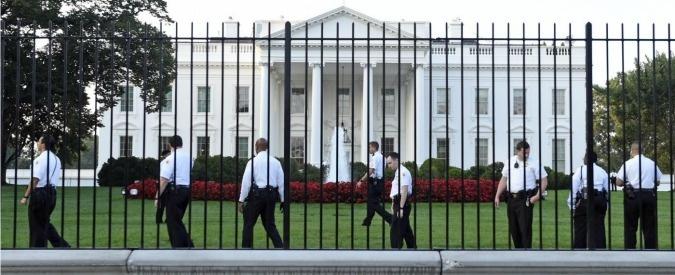 droni Casa Bianca