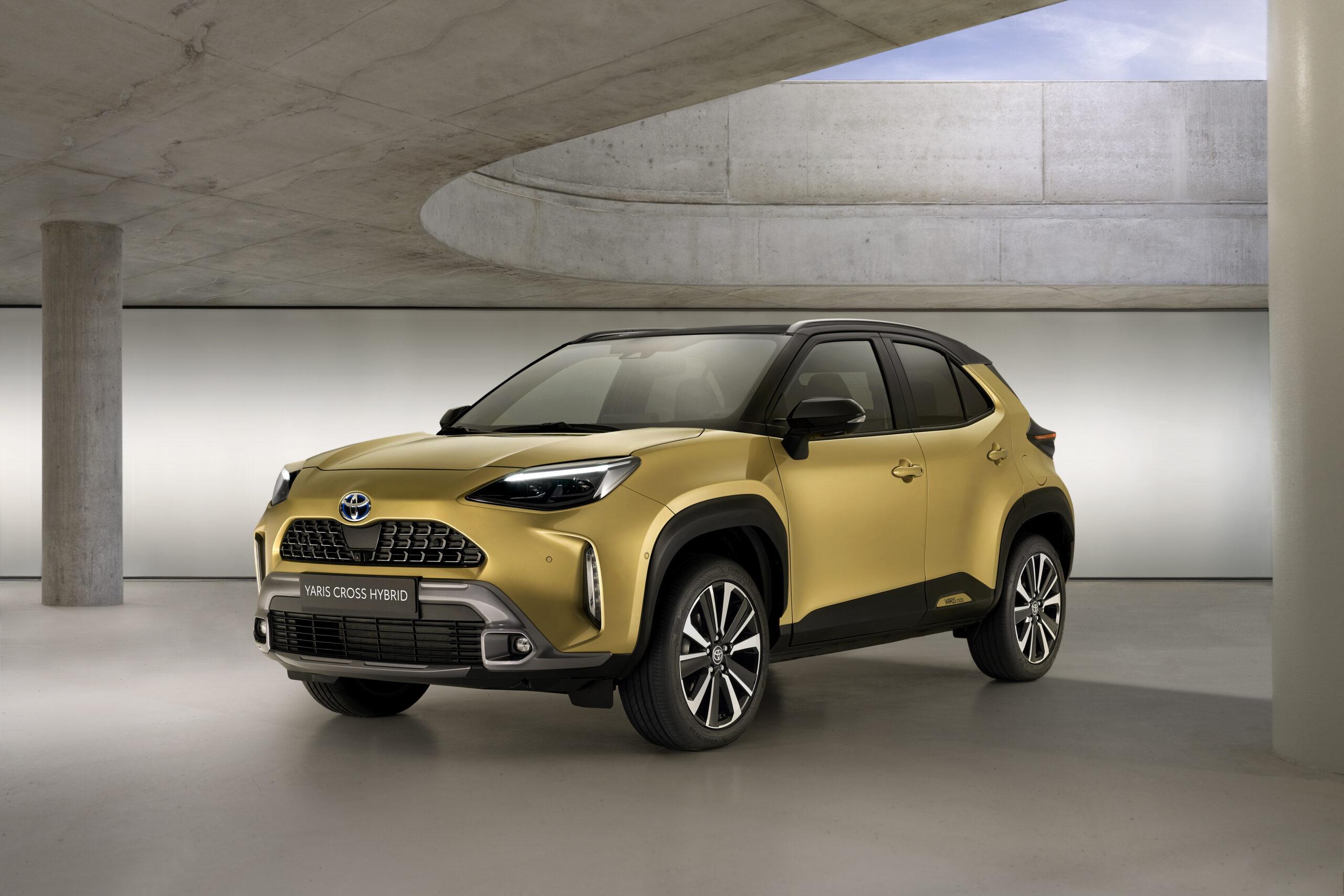 Yaris Cross Toyota
